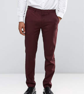 ONLY & SONS Skinny Suit Pants In Marl