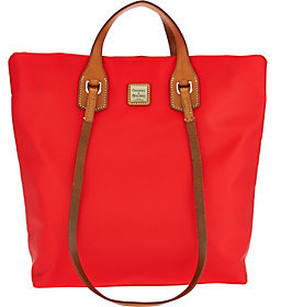Dooney & Bourke Windham Nylon North/South Leighton Tote - ONE COLOR - STYLE