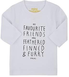 Munster Furry Friends Cotton Long-Sleeve T-Shirt