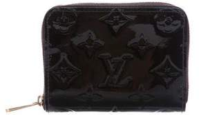 Louis Vuitton Vernis Zippy Coin Purse