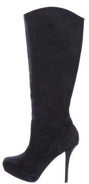 Elizabeth and James Platform Knee-High Boots