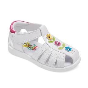 Rachel Toddler Girls' Paisley Floral Fisherman Sandals