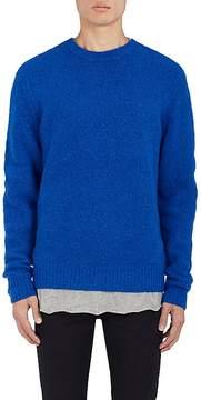 Rag & Bone Men's Charles Bouclé-Knit Wool-Blend Sweater