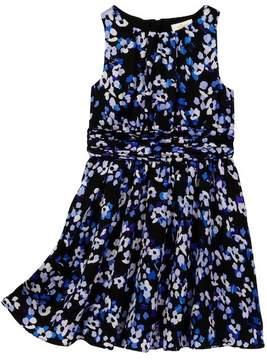 Kate Spade floral print sleeveless dress (Big Girls)