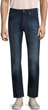 G Star G-Star Men's 3301 Slim Straight Jeans