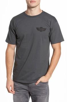 Brixton Men's Cylinder Standard T-Shirt