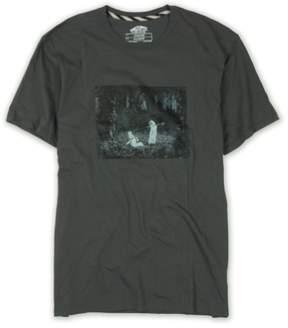 Vans Mens Otw Gallery Dave C Graphic T-Shirt Grey L
