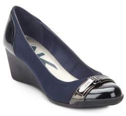 Anne Klein Tamarow Wedge Pumps