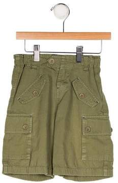 Little Marc Jacobs Boys' Two Pocket Bermuda Shorts