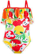 Disney Mickey Mouse Fruit Swimsuit for Girls - Summer Fun