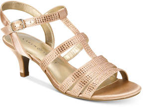 Karen Scott Alixa Slingback Evening Sandals, Created for Macy's Women's Shoes