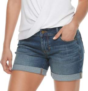 Apt. 9 Women's Cuffed Jean Shorts