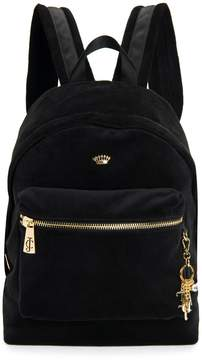 Juicy Couture Velour Robertson Backpack