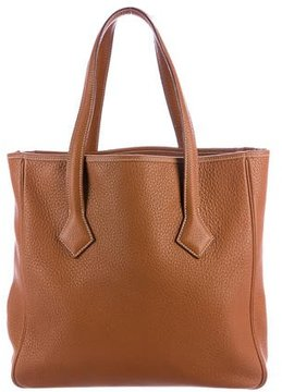 Hermes Victoria Cabas 32 - BROWN - STYLE