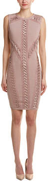 Wow Couture Bandage Sheath Dress