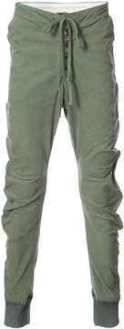 Greg Lauren army tent lounge pants
