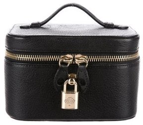 Mulberry Leather Jewelry Case