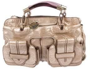 Chloé Leather Saskia Satchel