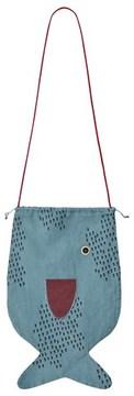 Bobo Choses Blue Fish Bag