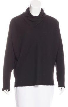 Camilla And Marc Long Sleeve Mock Neck Top
