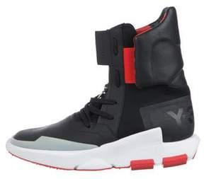 Y-3 NOCI0003 High-Top Sneakers