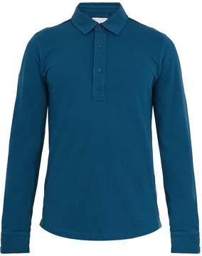 Orlebar Brown Sebastian long-sleeved cotton polo shirt