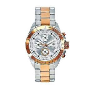 Fossil Men's CH2686 Stainless Steel Chronograph Analog Watch