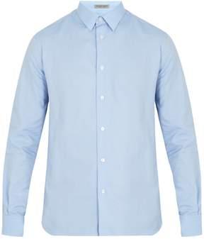 Bottega Veneta Single-cuff cotton-oxford shirt