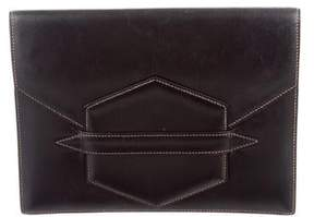 Hermes Box Faco Clutch