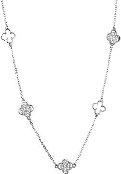 Amrita Singh Women's Crystal Clover Necklace