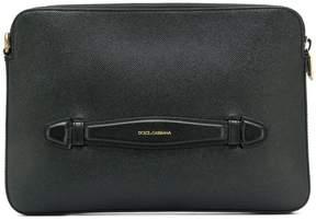 Dolce & Gabbana classic laptop bag