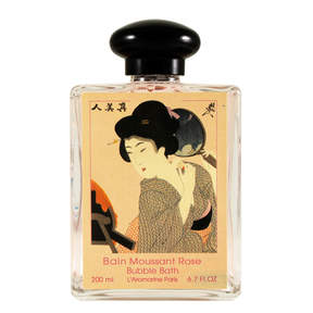 L'Aromarine Tokyo Rose Bubble Bath by Outremer, formerly 200ml Bubble Bath)
