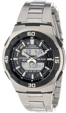 Casio AQ-164WD-1AV Men's Ana-Digi Watch