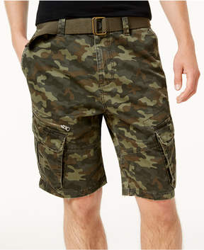 American Rag Men's Camo Cargo 10 Shorts, Created for Macy's