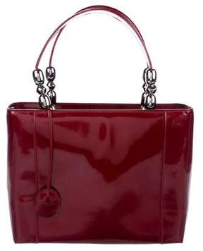 Christian Dior Patent Leather Malice Bag