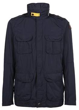 Parajumpers Men's Pmjckwi02560 Blue Polyester Outerwear Jacket.