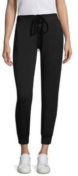 Feel The Piece Harley Velvet-Trim Pants