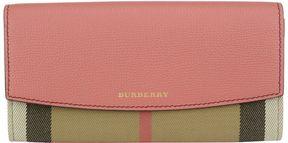Burberry Wallet - BEIGE/PINK - STYLE