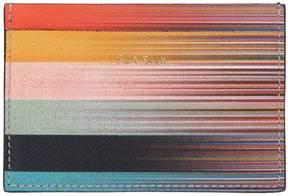Paul Smith Signature Striped Card Case
