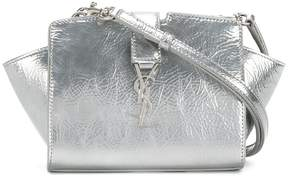 Saint Laurent Toy satchel bag - METALLIC - STYLE