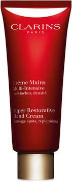 Clarins Super Restorative Hand Cream, 3.3 oz