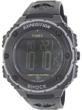 Timex Men's Expedition Shock Xl T49950 Digital Plastic Quartz Fashion Watch