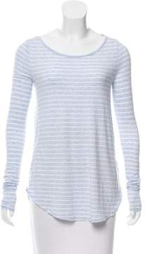 Calypso Striped Long Sleeve T-Shirt