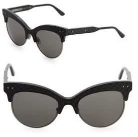 Saint Laurent 52MM Cat-Eye Sunglasses