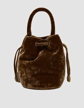 Loeffler Randall Jasmyn Bucket Bag in Sienna