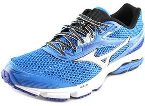 Mizuno Wave Legend 3 Round Toe Synthetic Running Shoe.