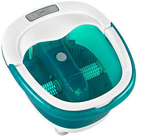 Homedics Deep Soak Duo Foot Bath with Heat Boost Power