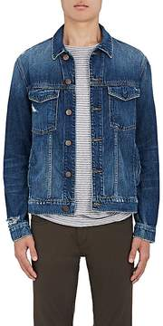 J Brand Men's Gorn Distressed Denim Jacket