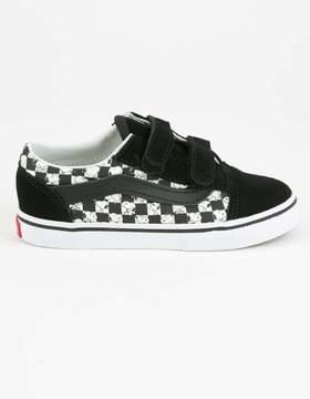 Vans x PEANUTS Snoopy Old Skool V Toddlers Shoes