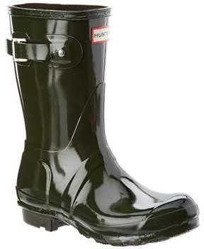 Hunter Women's Original Short Gloss Boot.